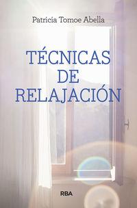 Tecnicas De Relajacion - Patricia Tomoe Abella