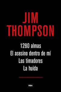 El / Timadores, Los / Huida, La 1280 almas / asesino dentro de mi - Jim Thompson