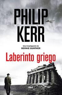 Laberinto Griego - Philip Kerr