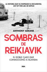 Sombra De Reikiavik - Anthony Adeane