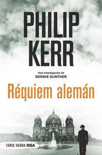 REQUIEM ALEMAN (BERNIE GUNTHER 3)