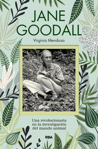 Jane Goodall - Virginia Mendoza