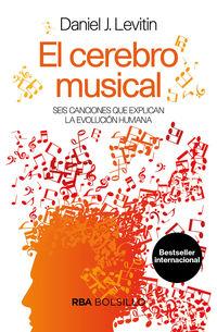 El cerebro musical - Daniel J. Levitin
