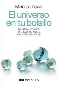 UNIVERSO EN TU BOLSILLO, EL