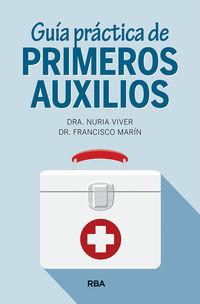 Guia Practica De Primeros Auxilios - Nuria Viver Barri
