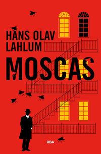 K2 1 - Moscas - Hans Olav Lahlum