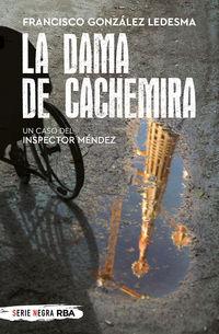La dama de cachemira - Francisco Gonzalez Ledesma