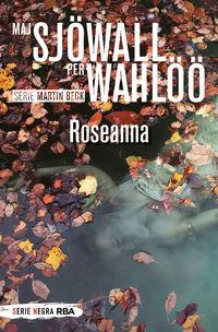 roseanna (bolsillo) - Maj Sjowall / Per Wahloo