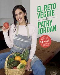 El reto veggie de patry jordan - Patry Jordan