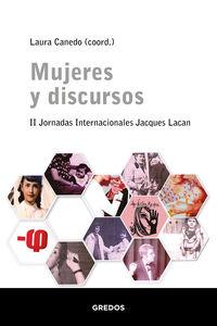 MUJERES Y DISCURSOS - II CONFERENCIAS INTERNACIONALES JACQUES LACAN