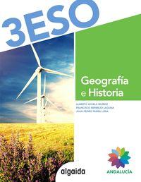 ESO 3 - GEOGRAFIA E HISTORIA (AND) (2020)