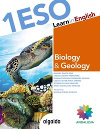 ESO 1 - BIOLOGY & GEOLOGY - LEARN IN ENGLISH (AND) (2020)