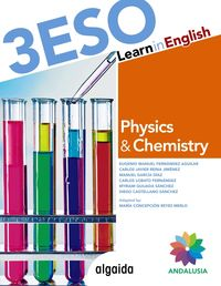 ESO 3 - PHYSICS AND CHEMISTRY - LEARN IN ENGLISH (AND) (2020)
