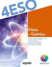 ESO 4 - FISICA Y QUIMICA (AND, CEU, MEL)