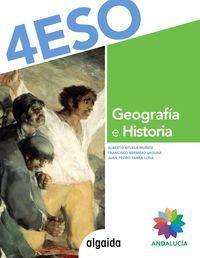 ESO 4 - GEOGRAFIA E HISTORIA (AND, CEU, MEL)