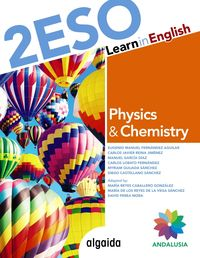 ESO 2 - LEARN IN ENGLISH PHYSICS & CHEMISTRY (AND, CEU, MEL)