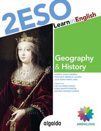 ESO 2 - LEARN IN ENGLISH GEOGRAPHY & HISTORY (AND, CEU, MEL)