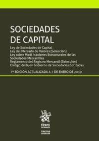 (7 ED) SOCIEDADES DE CAPITAL