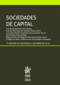 (7 ED) SOCIEDADES DE CAPITAL