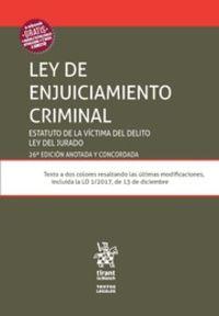 (26 ED) LEY DE ENJUICIAMIENTO CRIMINAL