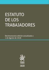 (19 ED) ESTATUTO DE LOS TRABAJADORES