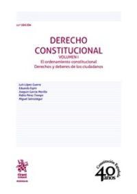 (11 ED) DERECHO CONSTITUCIONAL I
