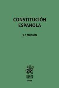 (2 ED) CONSTITUCION ESPAÑOLA