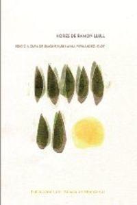 Hores De Ramon Llull - Simone Sari / Anna Fernandez