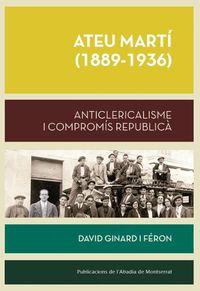 ateu marti (1889-1936) - David Ginard I Feron