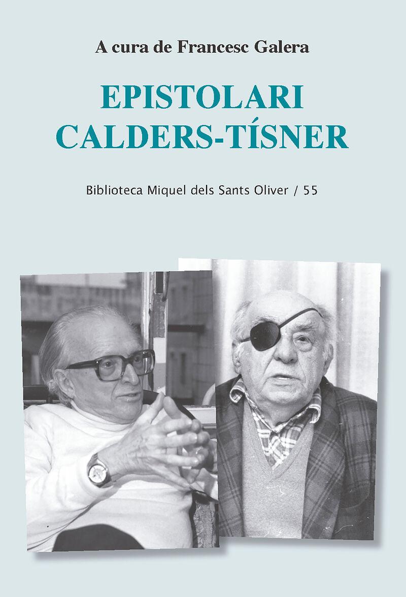 EPISTOLARI CALDERS-TISNER