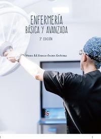 (3 Ed) Enfermeria Basica Y Avanzada - Maria Del Carmen Cueva Gutierrez