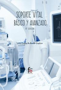 (6 Ed) Soporte Vital Basico Y Avanzado - Rafael Ceballos Atienza