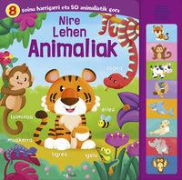NIRE LEHEN ANIMALIAK - LIBRO SONORO EUSKERA