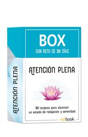 BOX CON RETO DE 30 DIAS - ATENCION PLENA