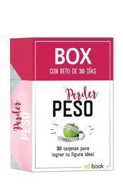 BOX CON RETO DE 30 DIAS - PERDER PESO