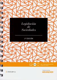 Legislacion De Sociedades De Capital (ley It Be) (duo) - Aa. Vv.