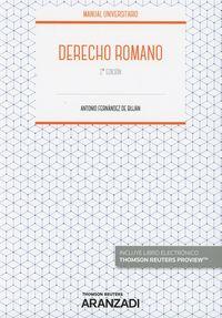 (2 ED) DERECHO ROMANO (DUO)