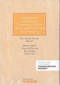 INTERNATIONAL ADMINISTRATIVE COOPERATION IN FISCAL MATTERS AND INTERNATIONAL TAX GOVERNANCE (DUO)