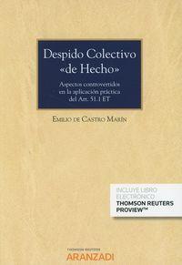 DESPIDO COLECTIVO DE HECHO (DUO)