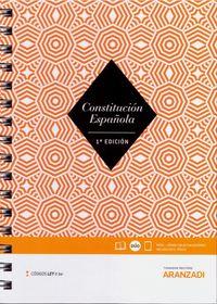 CONSTITUCION ESPAÑOLA (LEYITBE) (DUO)
