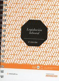 (2 ED) LEGISLACION LABORAL (LEYITBE) (DUO)