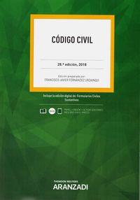 (28 Ed) Codigo Civil (duo) - Aa. Vv.