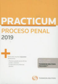 Practicum Proceso Penal 2019 (duo) - Francisco Jose Sospedra Navas