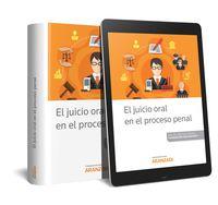 juicio oral en el proceso penal, el (duo) - Aa. Vv.