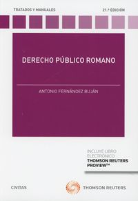(21 ED) DERECHO PUBLICO ROMANO (DUO)