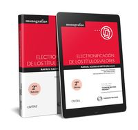 (2 ED) ELECTRONIFICACION DE LOS TITULOS VALORES (DUO)