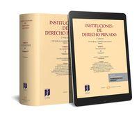 INSTITUCIONES DE DERECHO PRIVADO 05 / 05 SUCESIONES 2019