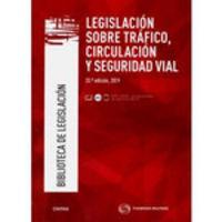 (33 Ed) Legislacion Sobre Trafico, Circulacion Y Seguridad Vial (duo) - Thomson Reuters Aranzadi