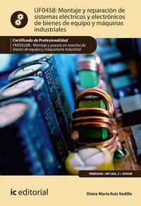 CP - MONTAJE Y REPARACIAN DE SISTEMAS ELECTRICOS Y ELECTRON