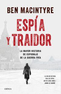 El espia y el traidor - Ben Macintyre